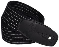 Reunion Blues Merino Wool Guitar Strap Black Pinstripe ** Check this awesome product by going to the link at the image.Note:It is affiliate link to Amazon.