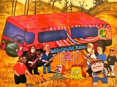 From Athens, Georgia, Widespread Panic is among the leading touring bands in the United States, selling out venues wherever they go in record time. Like the Grateful Dead before them, Widespread Panic have built a devoted fan base the grassroots way—through relentless touring.