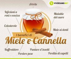 Miele e canella Wellness Fitness, Health And Wellness, Health Fitness, Healthy Tips, How To Stay Healthy, Home Spa Treatments, In Natura, Sports Food, Juice Plus