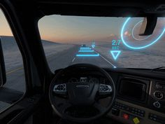 Daimler Truck Experience - VR View designed by Jake O'Connell for Vectorform. Connect with them on Dribbble; the global community for designers and creative professionals. Point Of View, Vr, Passport, Character Design, Layout, Trucks, Ideas, Page Layout, Truck