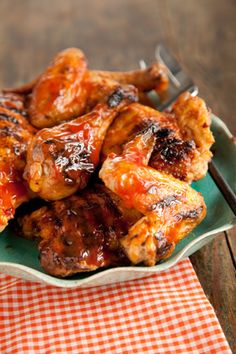 Paula Deen The Deen Bros. BBQ Chicken