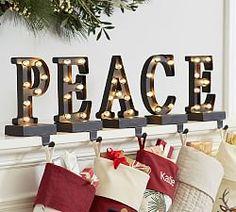 Indoor Christmas Décor | Pottery Barn