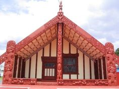 Marae (meeting house)