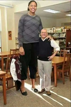 Giant Teen With Teacher Manipulated Image