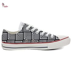 Make Your Shoes Converse Customized Adulte - chaussures coutume (produit artisanal) Beatles - size EU 38 XPKnyqBY