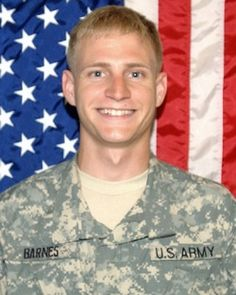 Army Sgt. Nathan S. Barnes  Died July 17, 2007 Serving During Operation Iraqi Freedom  23, of American Fork, Utah; assigned to 4th Battalion, 31st Infantry Regiment, 2nd Brigade Combat Team, 10th Mountain Division, Fort Drum, N.Y.; died July 17 in Rushdi Mullah, Iraq, of wounds sustained when his unit was attacked by insurgents using small-arms fire.