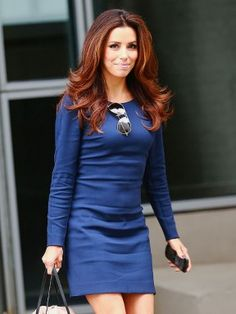 Love Eva and this dress!