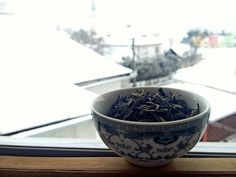 MengSong - delicious puerh sheng with easy and smooth taste. Great for snowy morning.
