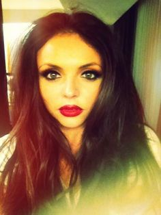 Jesy Nelson of Little Mix pierces her nose, 24 January 2014 Little Mix, Jessy Nelson, Beauty Makeup, Hair Beauty, Real Queens, Bad Influence, Looking Gorgeous, Beautiful, Cute Beauty