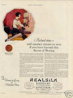 Real Silk Hosiery (1926)