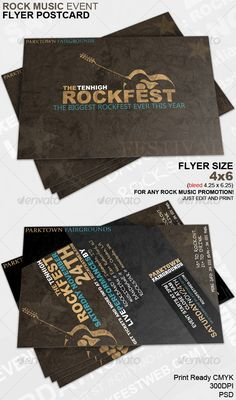 Advertising is everything. Here are the 41 creative flyer templates for you to inspire from. Corporate Design, Flyer Design, Music Flyer, Concert Flyer, Flyer Inspiration, Graphic Design Inspiration, Graphic Design Templates, Print Templates, Guitar Images