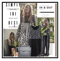 """In and out...."" by cindy88 ❤ liked on Polyvore featuring Free People, Urban Decay, Lanvin, Chanel, NARS Cosmetics and bhalo"