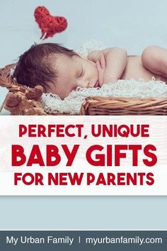 Find the perfect, unique baby shower gift for new parents. newborn Perfect, Unique Baby Items & Gifts for New Parents Unique Baby Shower Gifts, Unique Gifts, Diy Gifts, Gifts For New Parents, New Parent Gifts, Grandparent Gifts, Parenting Hacks, Gentle Parenting, Baby Items