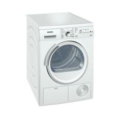 Buy Siemens Condenser Tumble Dryer, Load, B Energy Rating, White from our Tumble Dryers range at John Lewis & Partners. Stainless Steel Texture, Stainless Steel Drum, Washing Machine And Dryer, Dryer Machine, Tumble Dryers, Heat Pump, Home Decor Furniture, Home Appliances