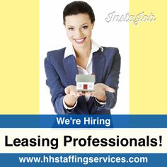 Now #hiring #Leasing Professionals in #Tampa! The Leasing Professional is responsible for assisting the Property Manager and Assistant Property Manager in maintaining all aspects of property operations, but with a concentration on the leasing, outreach #marketing, and resident retention for the property. The Leasing Professional strives for 100% occupancy through retention of existing residents, leasing current availability and pre-leasing of future availability. Please send your resume to…