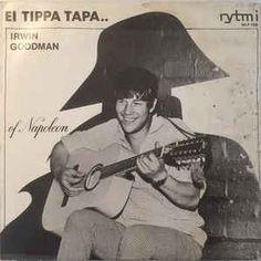 Irwin Goodman - Ei Tippa Tapa 1966 Irwin Goodman, Cover Art, Album Covers, 1960s, Songs, Movie Posters, Movies, Fictional Characters, Films
