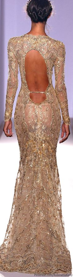 Zuhair Murad Haute Couture - timeless glamour