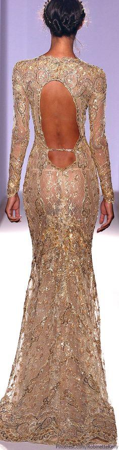 Zuhair Murad Haute Couture - timeless glamour