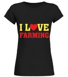I Heart Love Farming   Farm Farmer T Shirt birthday gift mug  Funny farming T-shirt, Best farming T-shirt