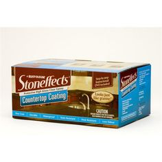 Rust-Oleum Stoneffects Protective High Gloss Epoxy Countertop Coating | Lowe's Canada                                                                                                                                                      More