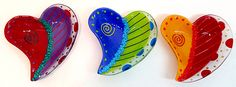 Doodle on my heart to always lovingly remember me on Valentine's Day. Doodle Heart Bowl by Anne Nye