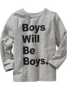 Long-Sleeve Tee for Baby Product Image
