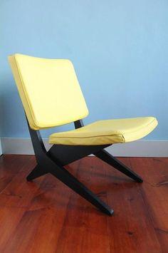 Pastoe Scissor Chair FB 18