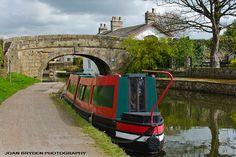 Canal Bridge, Hest Bank, Lancashire, England