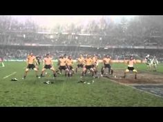 Watch them perform the Haka below. | Shirtless Rugby Players Do The Haka In The Rain And It Is Beautiful