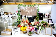 Flower Bar – WEEKLY BLOOMS | ABN 12 247 075 874