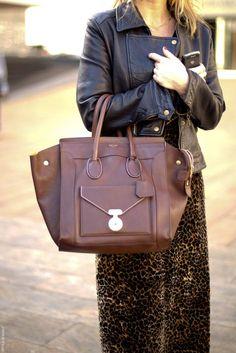 Celine Bag/Street Style