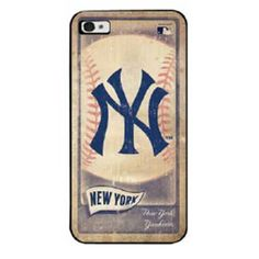 MLB New York Yankees Vintage iPhone 5 Case by Pangea Brand. $19.99. Hard shell case. Made in USA. Officially licensed by MLB. New from Keyscape and Pangea Brands, comes the new hard shell case for the IPhone 5 or 5S. This case is made in the USA, the only case that allows art to be added.