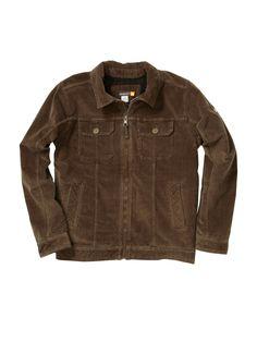 Men's Santa Cruz Corduroy Jacket