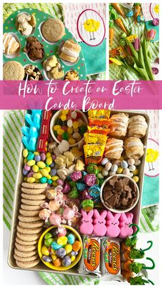 Great Desserts, Dessert Recipes, Yummy Recipes, Candy Board, Apple Pie Bites, Good Food, Yummy Food, Easter Candy, Easter Celebration