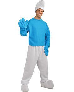 Smurfs 2 Deluxe Smurf Mens Costume #TrendingCostumes #Halloween2013