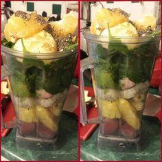 Mouth watering smoothie♥ #Vegan #Compassion