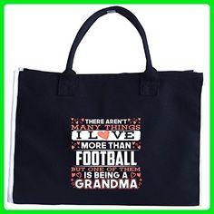 Football Grandma Gift For Grandma - Tote Bag - Top handle bags (*Amazon Partner-Link)