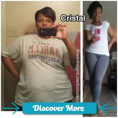Cristal took her time and lost 100 pounds over the course of 2 years. She was tired of being out of breath and not being able to ride certain rides at amusement parks. #fitnessmotivation #weightlossmotivation #beforeafter #weightloss #loseweight