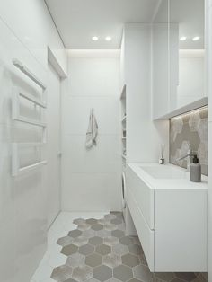 Great idea to mix 2 tiles