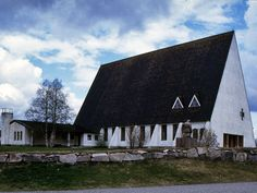 Sallan kirkko. Kuva: MV/RHO Martti Jokinen
