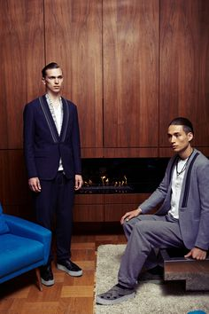 Casely-Hayford AW13 Look 3