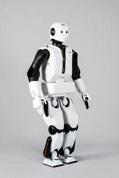 REEM-C, plateforme de recherche en robotique humanoïde