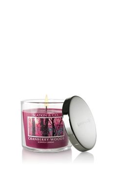 Cranberry Woods Candle Is My Favorite Home Fragrance For Fall U0026 Winter.