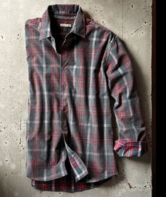 Gray Matters Corduroy Shirt, C2C; with those new boots and the correct denims, you're ready to mix it up with this very handsome shirt.