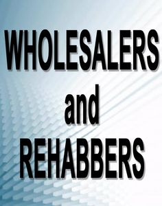 """WHOLESALERS and REHABBERS (Lenders too).....At next Wednesday's Meetup, we are going to focus on comping properties.  You see, there is Way More to comping than just the numbers! We are going to show you how to """"read the crystal ball"""" and what you MUST consider when comping a property. Your perspective will not be the same after this meetup! And, if you apply what you learn you will become a better, wiser, and more productive investor and lender..... Register here…"""
