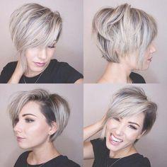 360 pixie cut, 360 short hair, bob haircut, @chloenbrown | Hair dos ... | Frauen Haare |