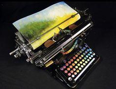 escribir con colores