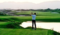 Indonesian Golf Course