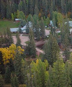 Aerial view of Circle K Ranch  http://www.ranchseeker.com/index.cfm/pg/listing_details/id/9562/frompopup/0  #colorado #travel #duderanch