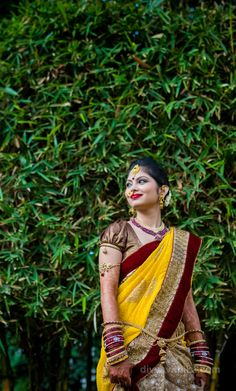 Beautiful Nupur before her wedding #TempleTree #WeddingPlanner #IndianWeddings